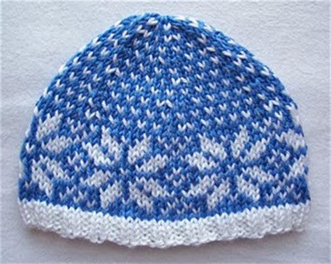 snowflake pattern for knitting snowflake hat knitting bee