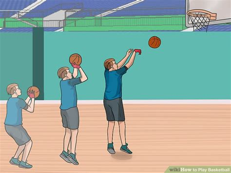 you can play basketball how to play basketball with pictures wikihow