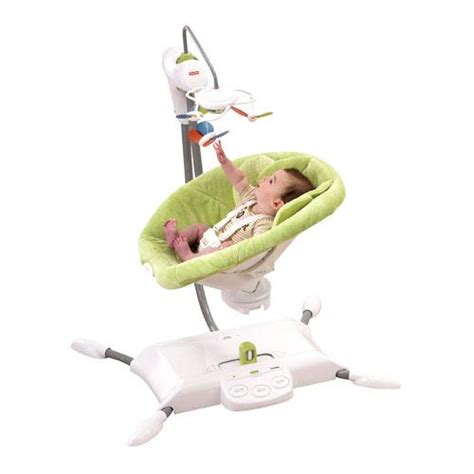 baby swing glider fisher price fisher price i glide cradle swing 249 95 fisher price