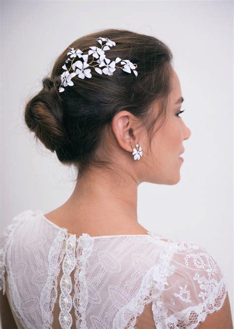 Fã R Braut by Einzigartig Brautschmuck Haare Blumen Bilder