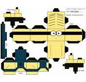 Minion No2 Cubeecraft By Melopruppo On DeviantArt