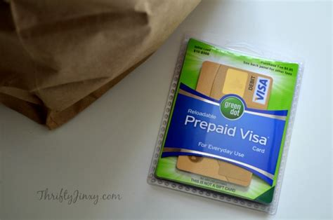 Visa Gift Card Reload - easy grocery budgeting with green dot 174 reloadable prepaid visa 174 cards thrifty jinxy