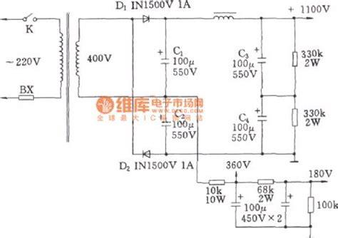 high voltage diode circuit lifier audio circuit circuit diagram seekic