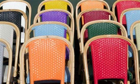 Chaises Drucker by Design Les Chaises Drucker Des Bistrots