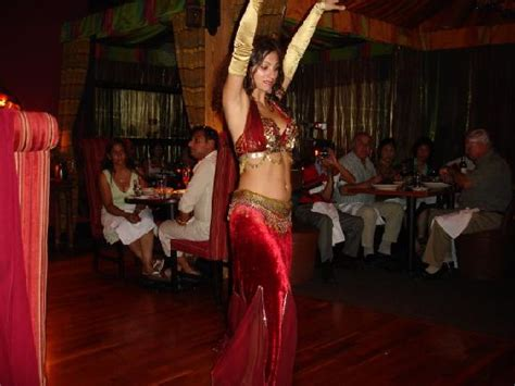 Dancer   Picture of The Sultan's Tent & Cafe Moroc