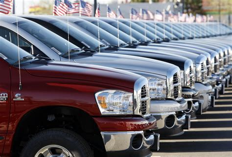 ram truck dealership fiat chrysler offers to buy back 200 000 ram trucks faces