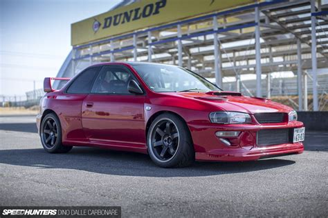 modified subaru modified subaru s naoki takigashira s gc8 subaru impreza