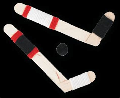 hockey crafts for 1000 images about hockey crafts on