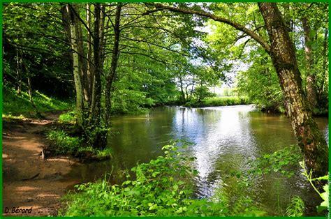 cantal  riviere nature fond decran fond ecran image