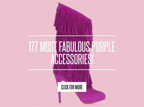Purple Accessories Fabulous by 177 Most Fabulous Purple Accessories Fashion