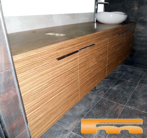 mueble bano  medida zebrano sant adria ruben