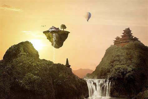 imagenes de paisajes fantasticos c 243 mo crear paisajes fant 225 sticos en formato digital