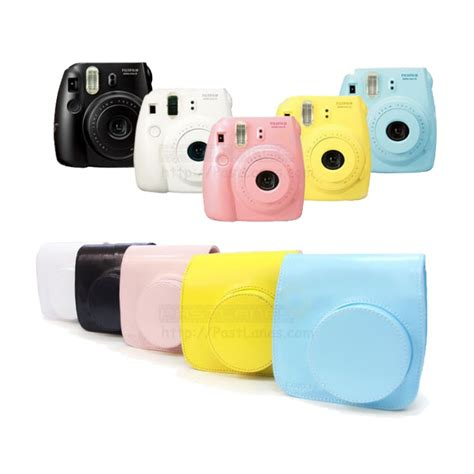 Fujifilm Leather Bag Polaroid Instax Mini 8 Hello Diskon leather bag for instax mini 8 mini 8 mini 9
