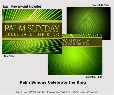 palm sunday template lent powerpoints motionbackgrounds dynamic preaching