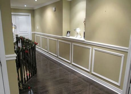 Painting Wainscoting by Adding Character Charm And Value To Your Home In One
