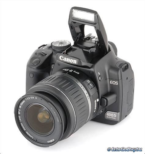 Kamera Nikon E05 by Canon E0s 400d