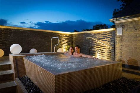 hotel rooms with outdoor tubs luxury spa in suffolk photo gallery of bedford lodge spa