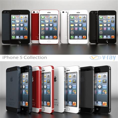Ipod 3 Buah Collector Item apple iphone 5 collection by sickleadzdk 3docean