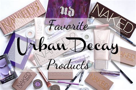 Decay Makeup makeup wars my favorite decay products all
