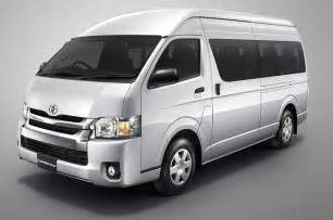 Toyota Commuter Toyota Hi Ace Commuter 2014 Model Philippines Motorcycle