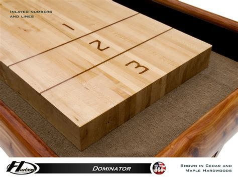 build your own shuffleboard table 9 dominator shuffleboard table gametablesonline com