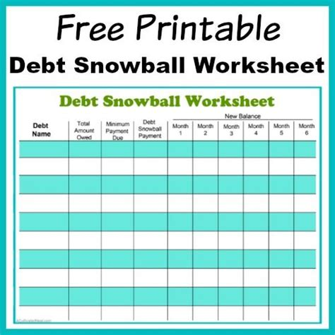 debt sheet template 25 best ideas about debt snowball on dave