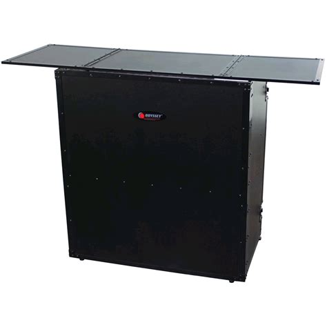 dj table for sale odyssey fzf5437tbl fold out dj table stand for sale bax