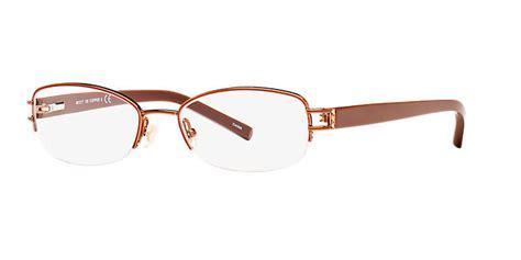 cl 728 shop carolee semi rimless eyeglasses at lenscrafters