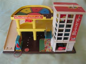 Fisher Price Garage Blogging Bout Boys Mattel Cars