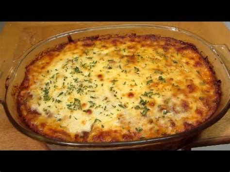 recipetips now hamburger casserole beef and noodle casserole italian pasta bake recipe