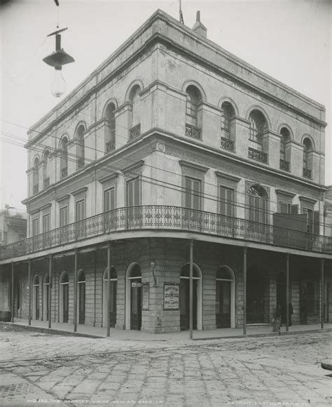lalaurie house the collins c diboll vieux carr 233 survey property info