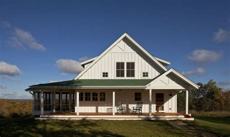 Farmhouse Plans With Porches by One Story Farmhouse House Plans One Story Brick Farmhouse