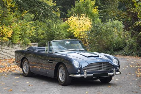 1965 Aston Martin Db5 For Sale 1965 aston martin db5 convertible previously sold fiskens