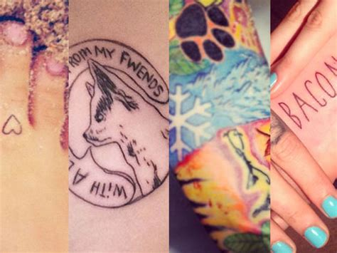 tattoo quiz playbuzz quiz can you guess who each of these celeb tattoos