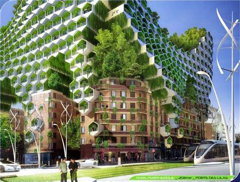 architetture citt visioni riflessioni 8842420484 futuristic smart city vision of paris in 2050 by ar vincent callebaut