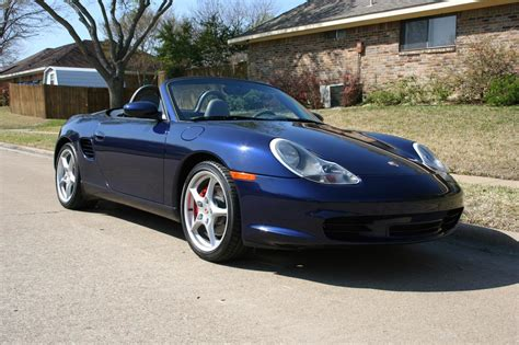 boxster porsche 2003 2003 porsche boxster information and photos zombiedrive