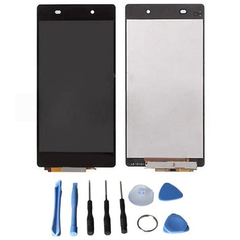 Xperia Z2 Spare Part lcd display digitizer touch screen assembly replacement