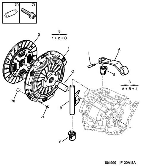 peugeot 407 clutch replacement peugeot 306 405 406 605 clutch fork kit new 211527 ebay