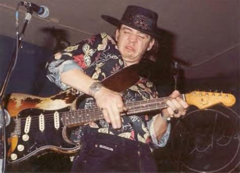 interview  stevie ray vaughan  month   death earofnewtcom