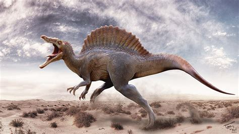 making  spinosaurus zbrushcentral