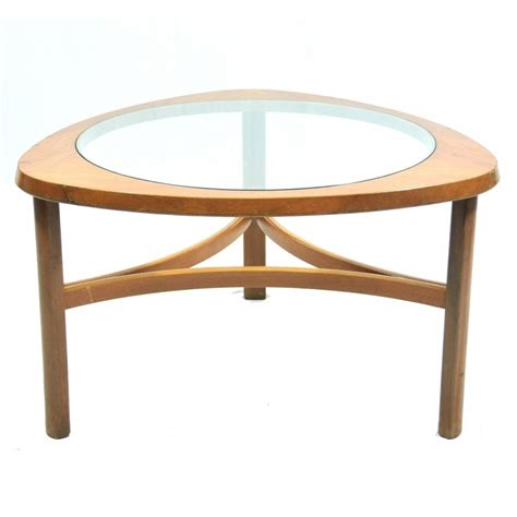 coffee table from the sixties by unknown designer for
