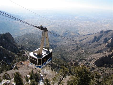 Mba Albuquerque by Sandia Peak Tramway By Satkar T The Pack Student