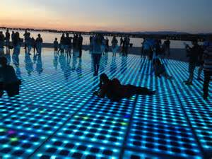 Solar Home Lighting System - staringrad paklencia nin and zadar croatia round about