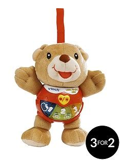 Vtech Singging Alfie soft toys shop soft toys at littlewoodsireland ie