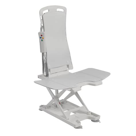 Seat Lift Chair by Bellavita Auto Bath Tub Chair Seat Lift White Drive