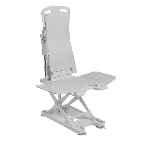 bathtub lift chairs bellavita auto bath tub chair seat lift white in houston