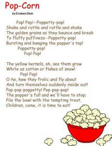 popcorn christmas poem just b cause
