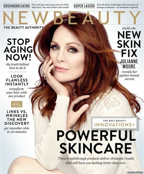 are there any magazines beauty for the over 70 women julianne moore perfectly sums up everyone s feelings on
