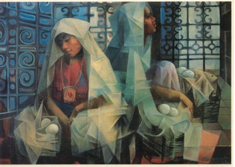 biography of filipino artist vicente manansala from the philippines philippine