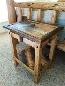 pallet end table upcycled pallet nightstand and end table pallet